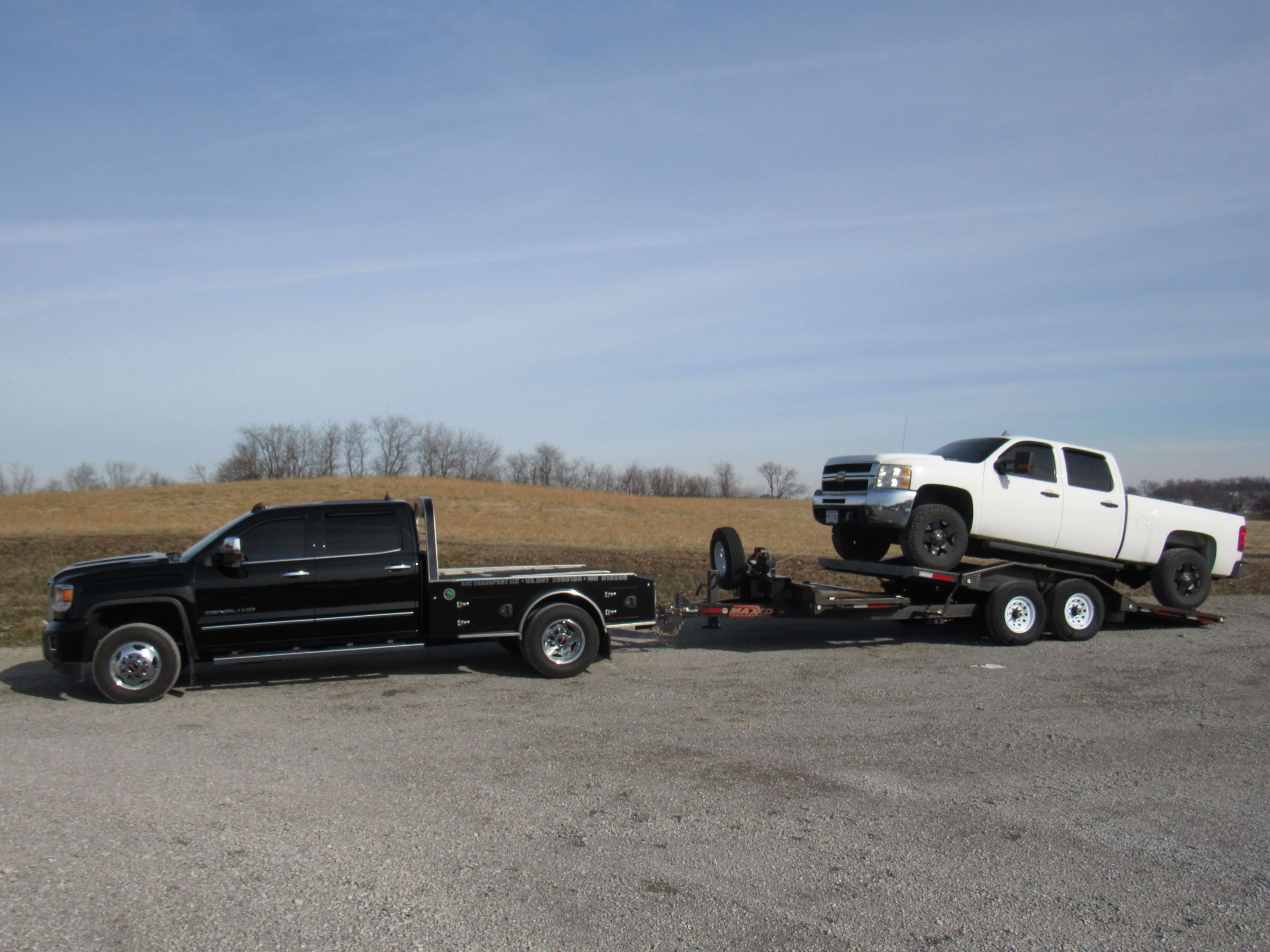 Picture of: Trailer Rentals Gingerich Trailer Sales Millersburg Ohio Truck Beds For Sale